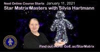 Star Matrix Master with Ilka Wandel - 1 February - 3 May 2021